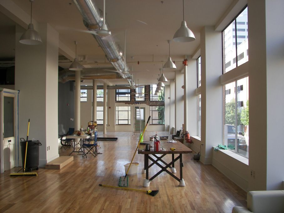 A Business Moves and Thoughts on Three Buildings