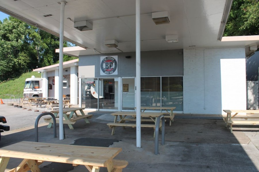 The Corner Beer Pub: Giving a Whole New Identity to BP
