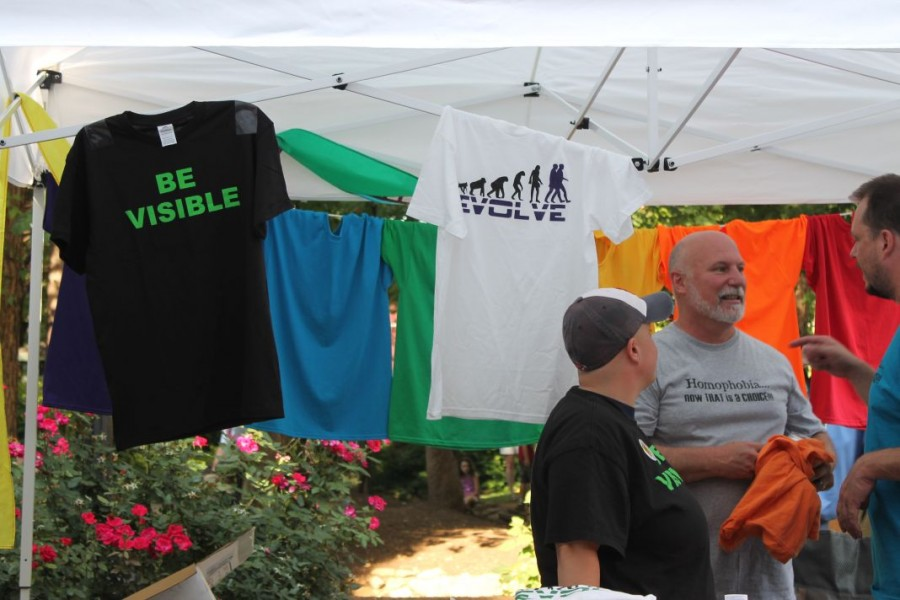 Knoxville PrideFest 2012: Maybe we really are number 8!