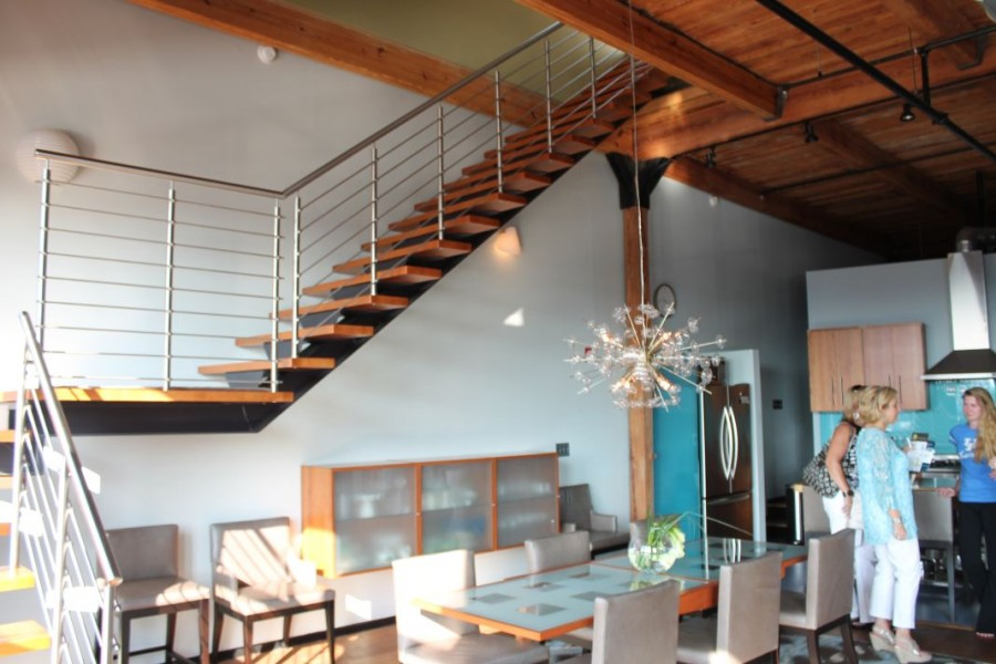 Celebrity Homes in the Emporium, Amazing Home in Fire Street Lofts