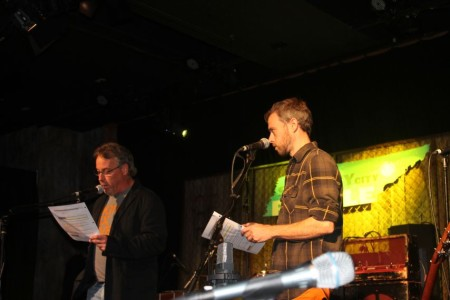 Benny Smith and Scott Miller, Scruffy City Ramble, Knoxville, November 2012
