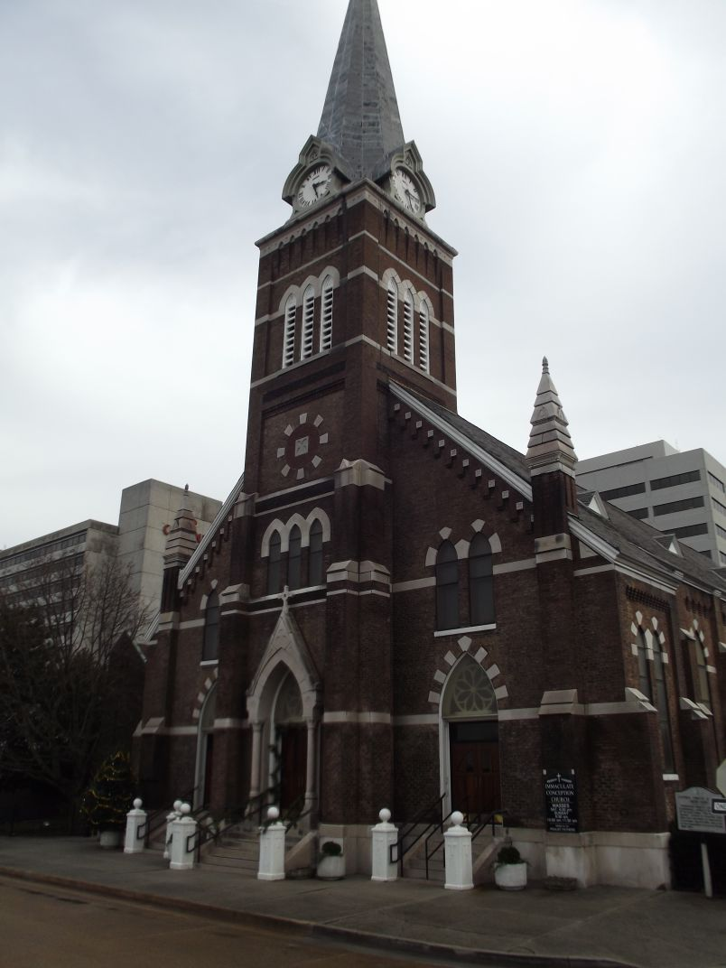 Immaculate Conception Catholic Church, Knoxville