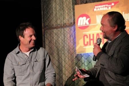Jack Neely interviews Kevin Abernathy2, Scruffy City Ramble, Knoxville, November 2012