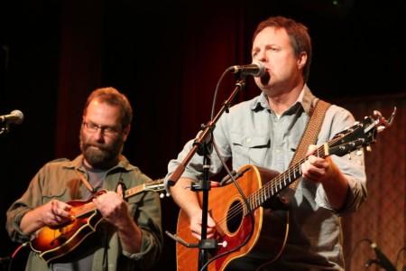 Kevin Abernathy and Sean McCollough, Scruffy City Ramble, Knoxville, November 2012