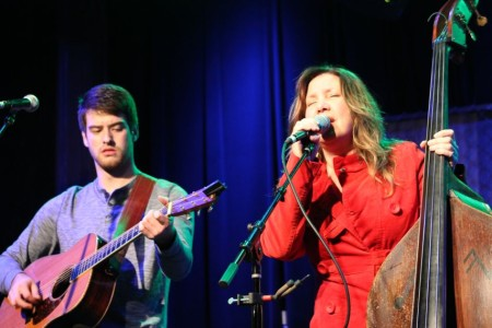 Missy Raines, Scruffy City Roots, Knoxville, November 2012