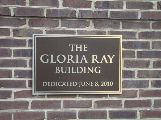 Gloria Ray Building, Knoxville, February 2012