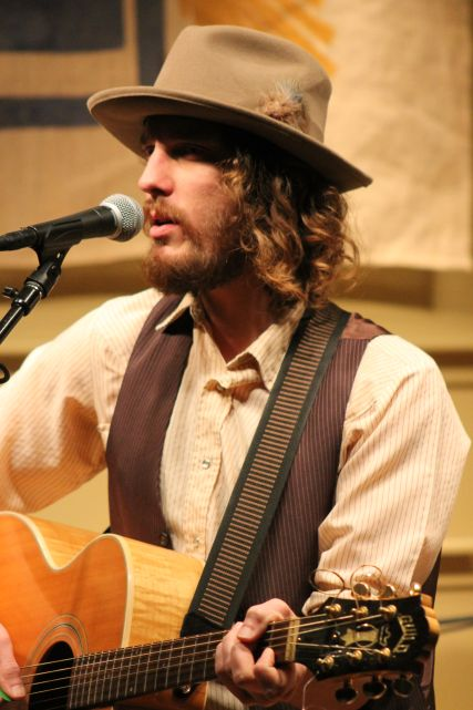 Ian Thomas Band, Tennessee Shines, Knoxville Visitor's Center, December 2012
