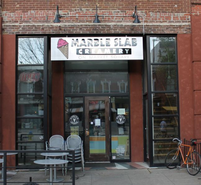 Marble Slab, Knoxville, March 2012