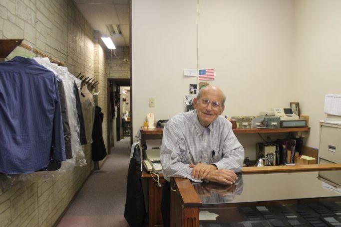 Mr. Harb, 32 Market Square, Knoxville, October 2012