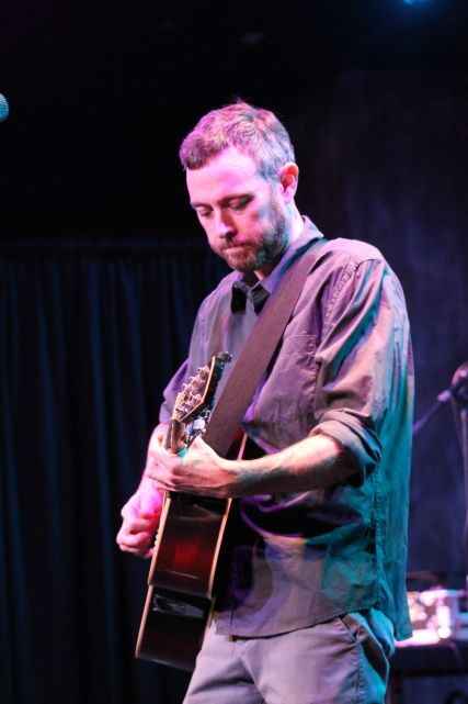 Scott Miller, Scruffy City Ramble, Square Room, Knoxville, December 2012