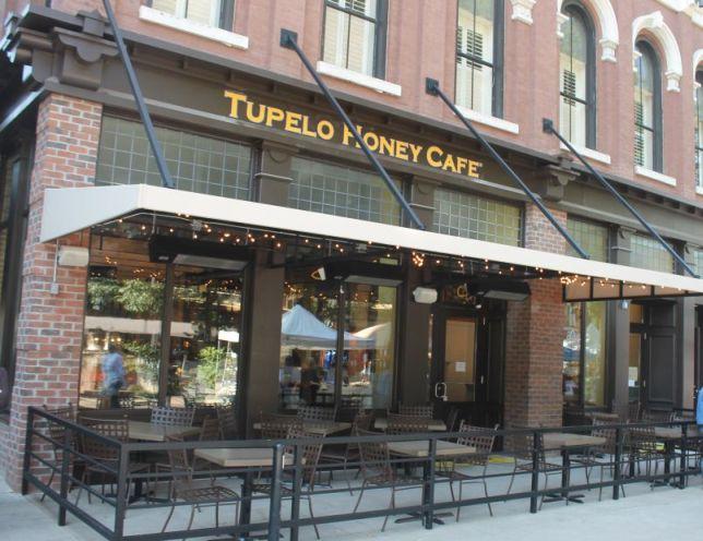 Tupelo Honey, 1 Market Square, Knoxville