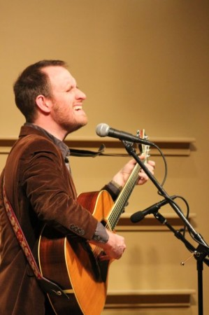Dylan Sneed, Tennessee Shines, Knoxville Visitor's Center, February 2013