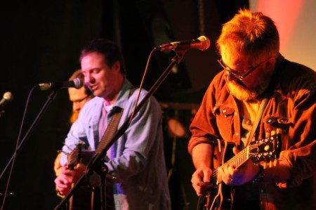 Greg Horne with Kevin Abernathy, Waynestock III, Relix Theater, Knoxville, February 2013