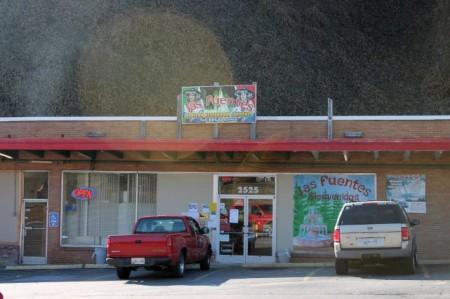 Jas Fuentes, Chapman Highway, Knoxville, December 2012