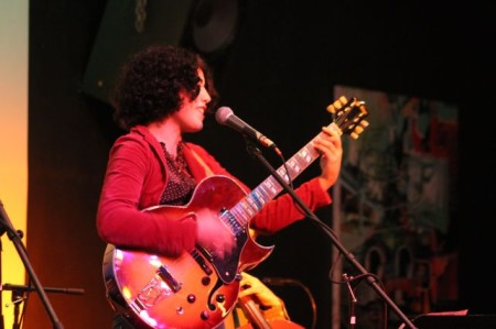 Kukuly and the Gypsy Fuego, Waynestock III, Relix Theater, Knoxville, February 2013