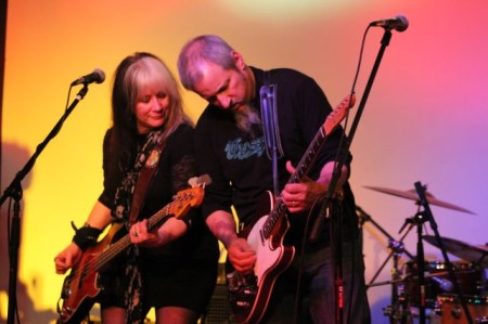Tim and Susan Lee, Waynestock III, Relix Theater, Knoxville, February 2013