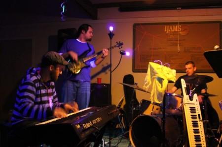 Apocalypso Quartet, Glowtastic Classic Bash, Knoxville, March 2013