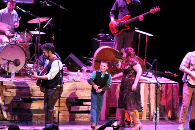 Black Lillies CD Release Party at the Tennessee Theatre