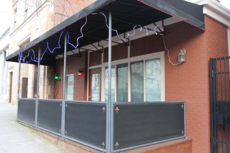 I Cafe, Clinch Avenue, Knoxville, March 2013