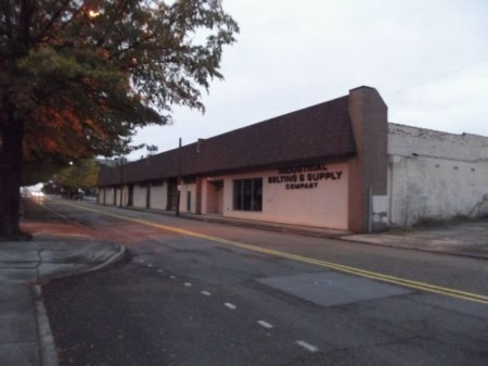 Industrial Belting and Supply, Knoxville, October 2011