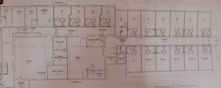 Plans for Oakwood Senior Living, Knoxville, March 2013