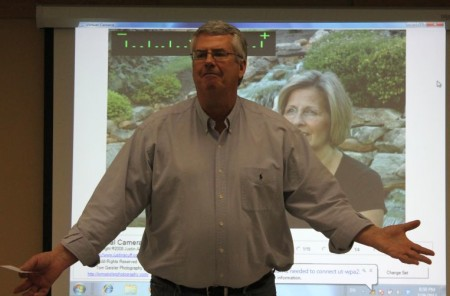 Tom Geisler, UT Photography 1, UT Conference Center, Knoxville, March 2013