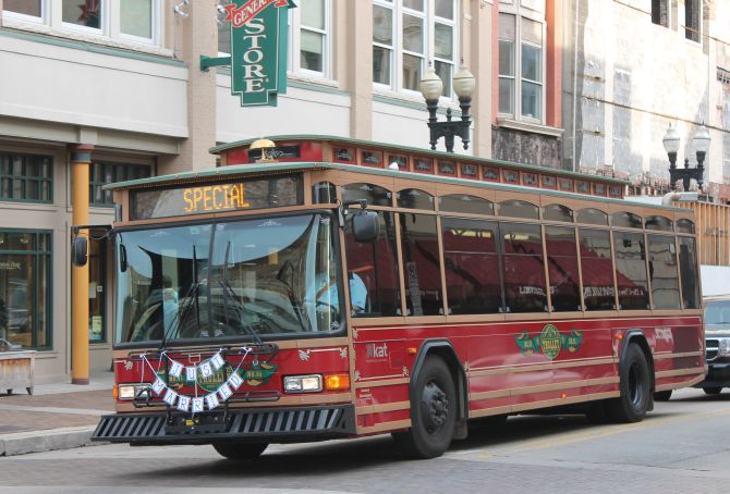 Want to Redesign the Trolley Routes Heres Your Chance Inside