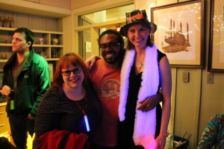 Whitney and Friends, Glowtastic Classic Bash, Knoxville, March 2013
