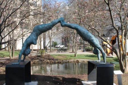 Andrew Denton, Lovearch, Krutch Park, Knoxville, March 2013