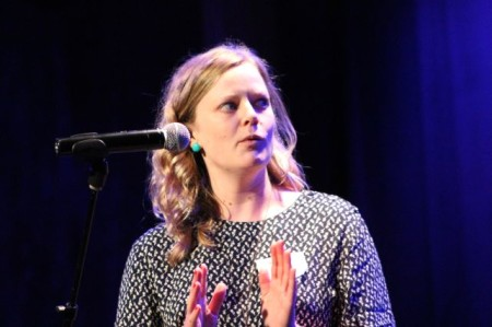 Beth Meadows, Pecha Kucha, Knoxville, April 2013