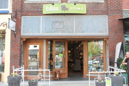Bliss Home, Market Square, Knoxville, April 2013