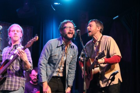 Finale with Henry Wagons and Scott Miller, Scruffy City Ramble, Knoxville, February 2013