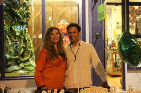 Lisa Sorensen and Scott Schimmel2, Tenth Anniversary for Bliss, Knoxville, April 2013