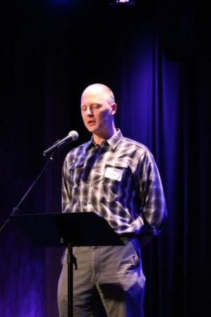 Shane Murphy, Pehca Kucha, Knoxville, April 2013