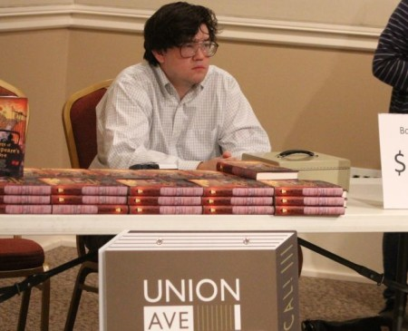 Union Avenue Books at Shakesfest, East Tennessee History Center, Knoxville, April 2013