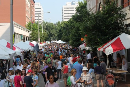 International Biscuit Festival, Knoxville, May 2012
