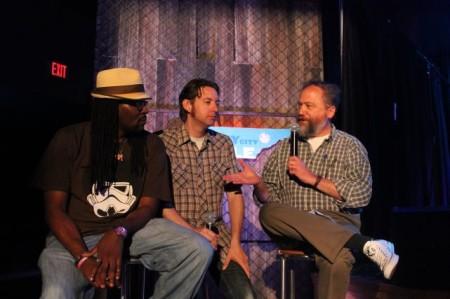 Jack Neely interviews Gangsta Grass, Square Room, Scruffy City Ramble, April 2013