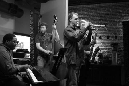 Jazz at Bella Luna, Knoxville, April 2013