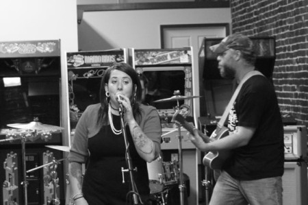 Kay Walker and the Marble City Three, Crush, Knoxville, First Friday May 2013