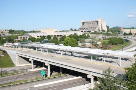 Knoxville Transportation Center, May 2013
