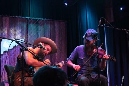 Matt Morelock and Ferd Moyse, Square Room, Scruffy City Ramble, Knoxville, April 2013
