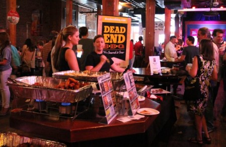 Metropulse Readers' Party, Barley's Knoxville, May 2013