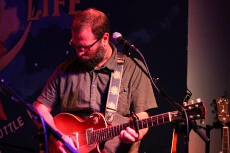 Sean McCollough, Lonetones at Barleys, Knoxville, May 2013