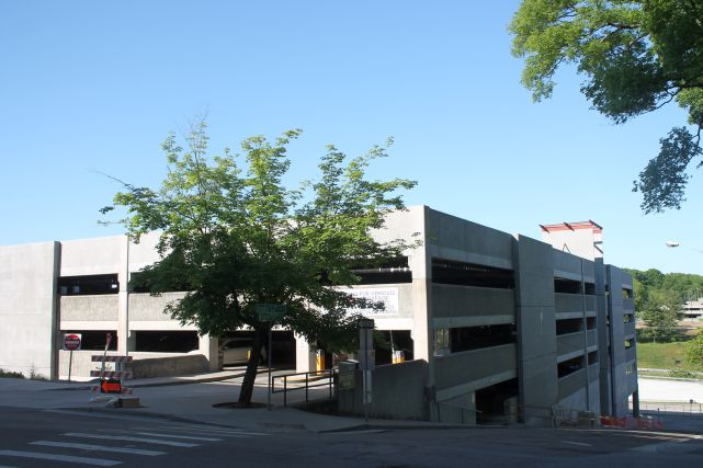 State Street Garage : Lots of little downtown updates inside knoxville