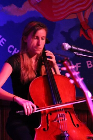 Cecelia Miller, Barley's, Knoxville, May 2013