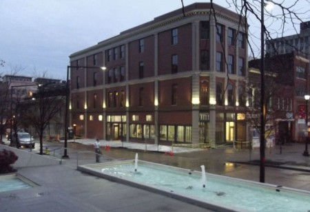 36 Market Square, Knoxville, 2011