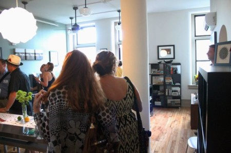 Arnstein Building, Unit 501, Community Design Center Tour, June 2013