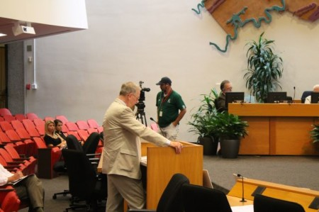 Arthur Seymour, Jr. Speaks to the Metropolitan Planning Commission, Knoxville, June 2013