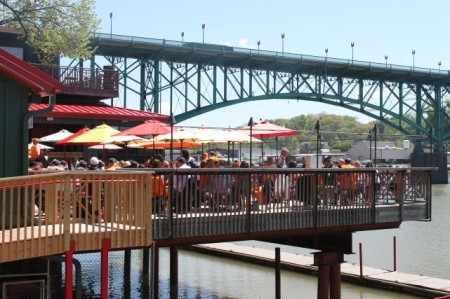 Calhouns on the River, Knoxville, Spring 2013