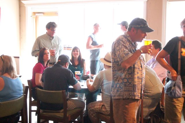 Beers and Steers, Century Harvest Farms and Saw Works Brewing Company